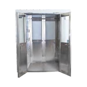 不锈钢钣金风淋室