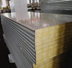 岩棉彩钢板