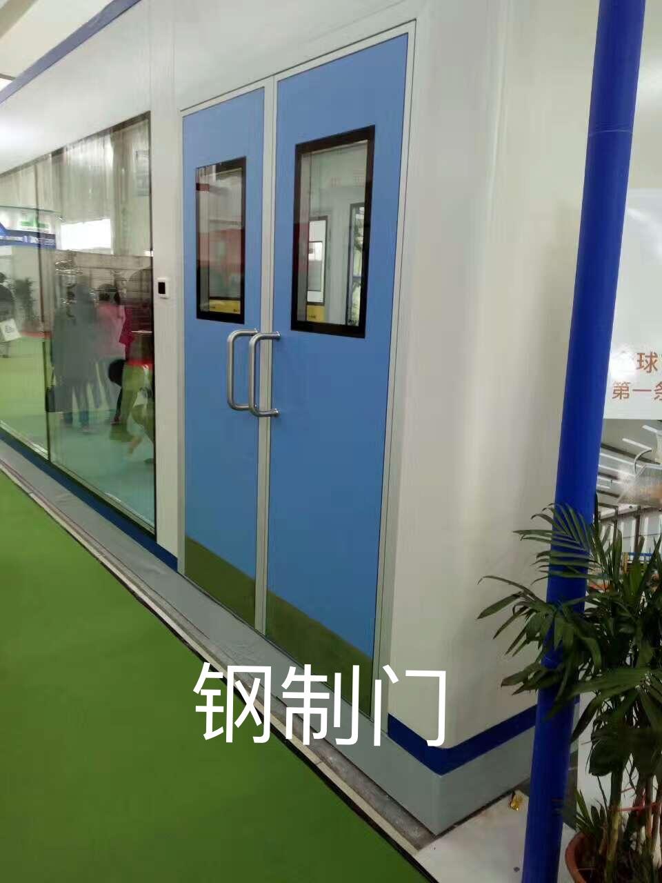 钢制净化门